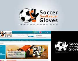 #29 untuk Logo Design for Fieldhockeywebshop and Goalkeeper gloves webshop oleh ahmedzaghloul89