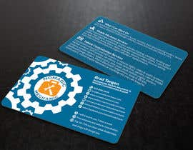 #56 untuk Design Business Card & Electronic Word Document Stationary oleh s04530612