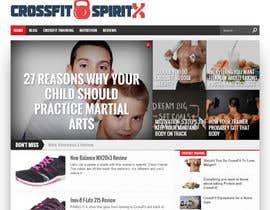 #63 cho Design a Logo for Fitness Website bởi rostovniki