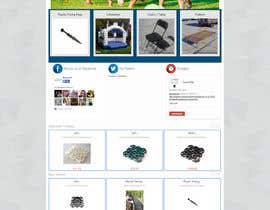#32 for Design a Website Mockup for www.mbcg.be by shacker