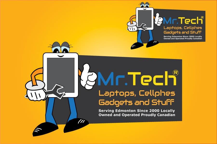 Inscrição nº                                         19                                      do Concurso para                                         Logo Design >> Gadget, Electronic and Computer Repair Retail Store