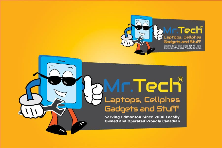 Inscrição nº                                         23                                      do Concurso para                                         Logo Design >> Gadget, Electronic and Computer Repair Retail Store