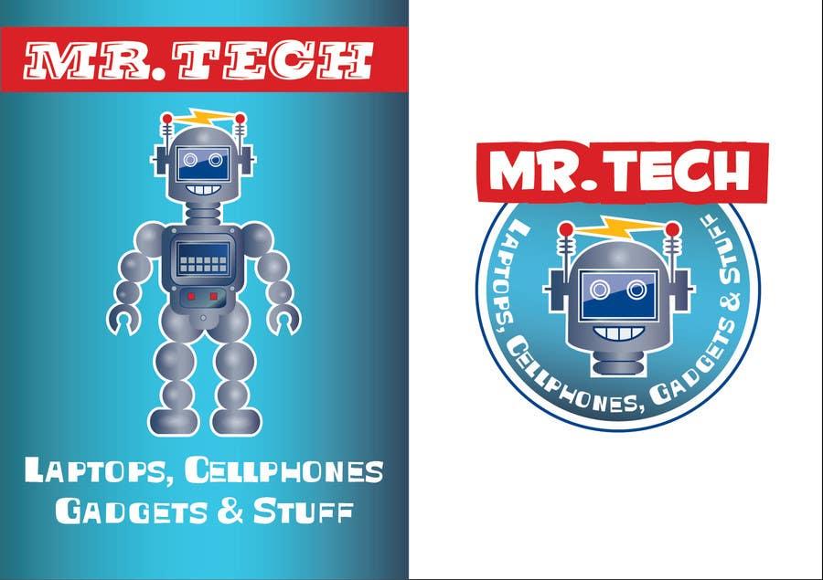 Inscrição nº                                         30                                      do Concurso para                                         Logo Design >> Gadget, Electronic and Computer Repair Retail Store