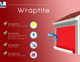 #36 cho Design an Advertisement for Wraptite Airtightness Advert bởi bgtabay