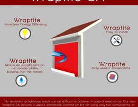 #38 for Design an Advertisement for Wraptite Airtightness Advert by bgtabay