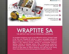 #32 cho Design an Advertisement for Wraptite Airtightness Advert bởi anibaf11