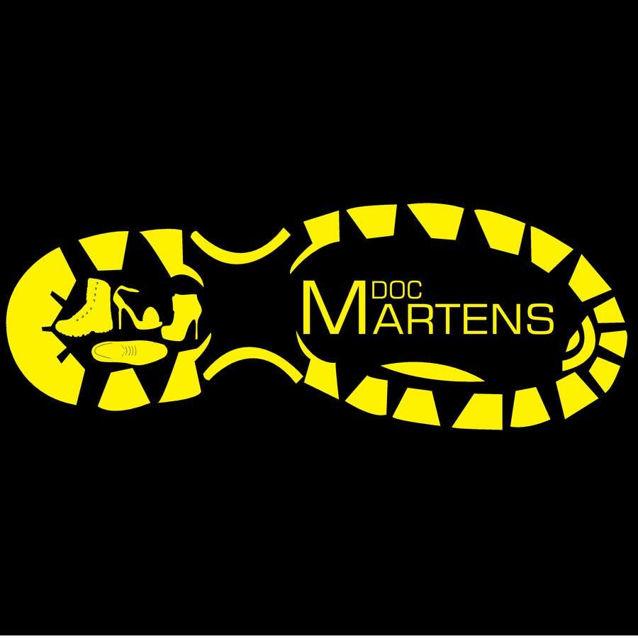 Kilpailutyö #32 kilpailussa Design a Logo for Dr Martens online store