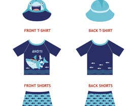 UsagiP tarafından Create some awesome, fun, boys swim suit sets! için no 100