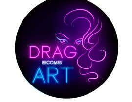 ZeinaMDesign tarafından Drag Becomes Art logo için no 57