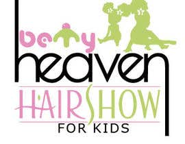 #13 untuk Design a Logo for The HeavenBerry Hair Show 4 kids oleh DjMushahid