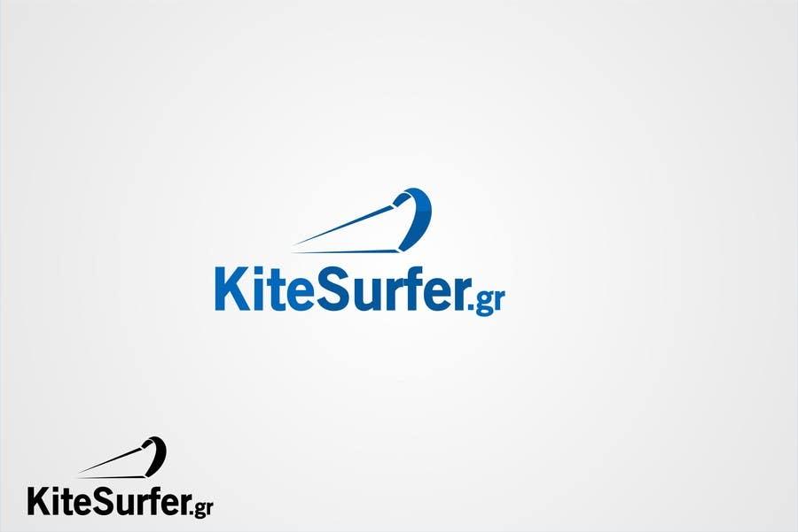 Konkurrenceindlæg #99 for Logo Design for kitesurf website