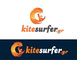 #72 cho Logo Design for kitesurf website bởi rashedhannan