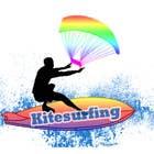 Graphic Design Inscrição do Concurso Nº3 para Logo Design for kitesurf website