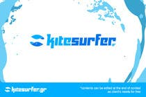 Graphic Design Entri Peraduan #80 for Logo Design for kitesurf website