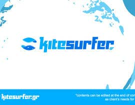 #80 cho Logo Design for kitesurf website bởi rahmounanas