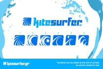 Graphic Design Entri Peraduan #82 for Logo Design for kitesurf website