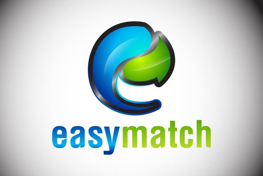 """Intrarea #202 pentru concursul """"Icon or Button Design for easyMatch"""""""