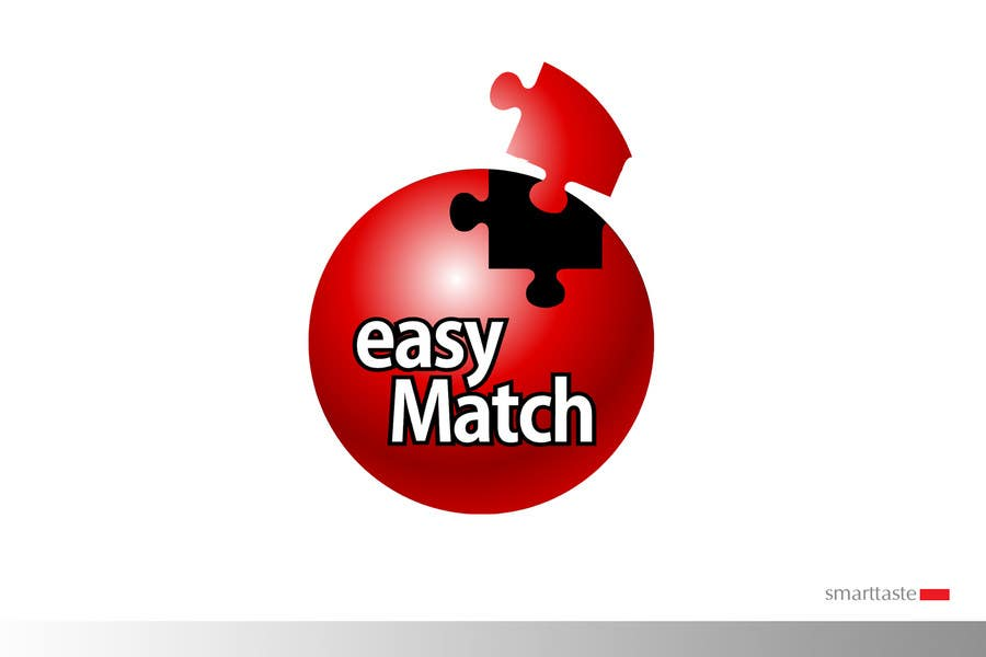 Contest Entry #46 for Icon or Button Design for easyMatch
