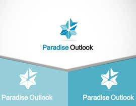 #368 for Design a Logo for Paradise Outlook by OviRaj35