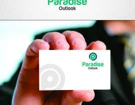 #399 for Design a Logo for Paradise Outlook by aryainfo12