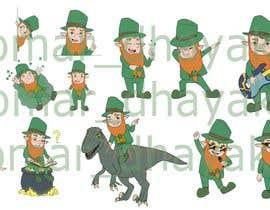 #16 for Clip art leprechaun cartoons by JonathanDhayaka