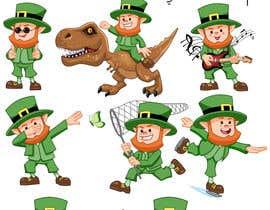 #25 for Clip art leprechaun cartoons by kangarooflower