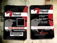 Graphic Design Inscrição do Concurso Nº24 para ID Badge for Nanti System