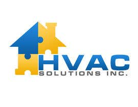 #11 para Logo Design for HVAC Solutions Inc. por jai07