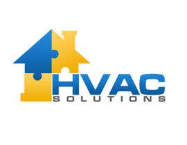 #25 para Logo Design for HVAC Solutions Inc. por jai07