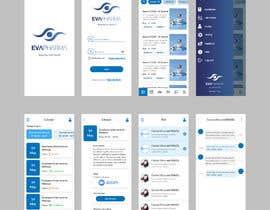 #22 cho Mobile App Re-Design 4-6 Screens bởi Dmamun18