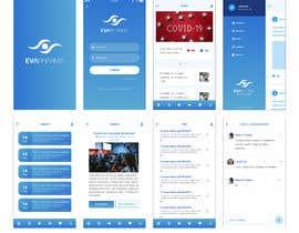 #15 cho Mobile App Re-Design 4-6 Screens bởi FawezLancer