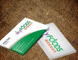 Nro 1 kilpailuun Design some Business Cards for an e-commerce supermarket käyttäjältä shohaghhossen