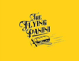 #30 for Design Logo For Panini Sandwich Restaurant of a Flying Panini by ciprilisticus