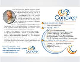 #64 for Design a Brochure for Conover Consulting by peppi3000