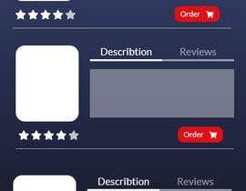 #22 cho Mobile App UI / GUI / UX design bởi UsufAbdelhay001