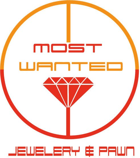 Konkurrenceindlæg #                                        50                                      for                                         Logo Design for Most Wanted Jewelry & Pawn