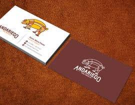 Nro 24 kilpailuun Diseñar tarjeta de presentación/Business Card design käyttäjältä aminur33