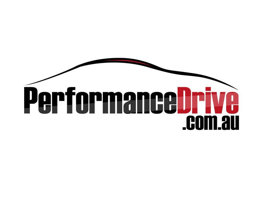Kilpailutyö #                                        24                                      kilpailussa                                         New logo for automotive website
