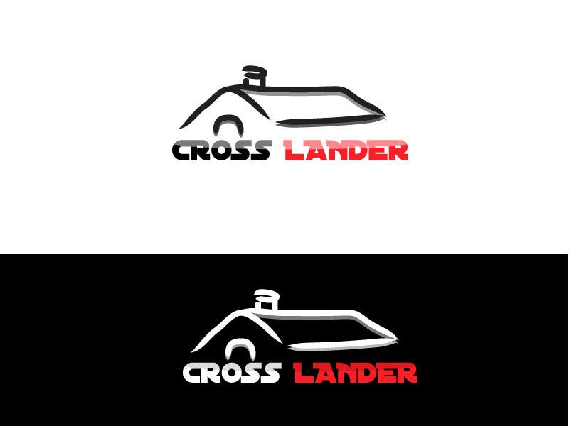 Inscrição nº                                         108                                      do Concurso para                                         Logo Design for Cross Lander Camper Trailer
