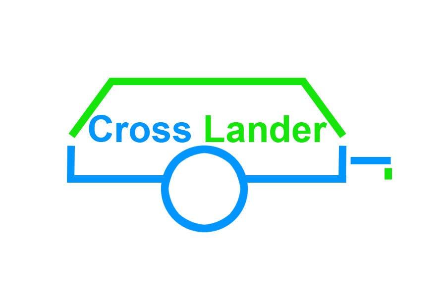 Contest Entry #                                        154                                      for                                         Logo Design for Cross Lander Camper Trailer