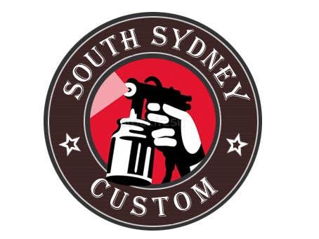 Inscrição nº 9 do Concurso para Logo Design for South Sydney Customs (custom auto spray painter)