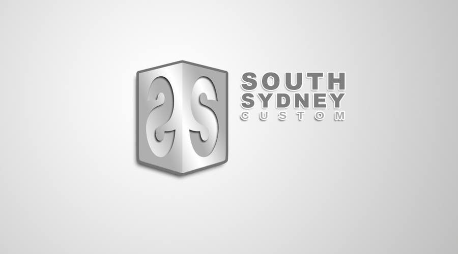 Proposition n°                                        15                                      du concours                                         Logo Design for South Sydney Customs (custom auto spray painter)