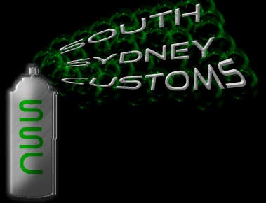 Inscrição nº 3 do Concurso para Logo Design for South Sydney Customs (custom auto spray painter)