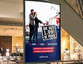 #199 for Shopping Mall Advertisement (Print) by cjuicekochi