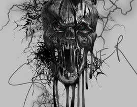 #56 для Illustrate a Skull - 27/06/2020 13:30 EDT от HUOO0