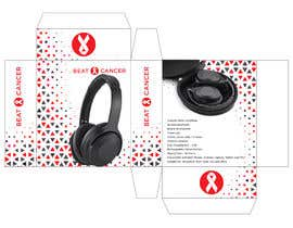 #12 для Beat Cancer - Headphones Box Design от vivekdaneapen