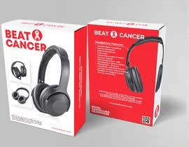 #15 для Beat Cancer - Headphones Box Design от AriefHdyt