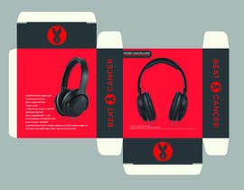 #18 для Beat Cancer - Headphones Box Design от tusharbhakta