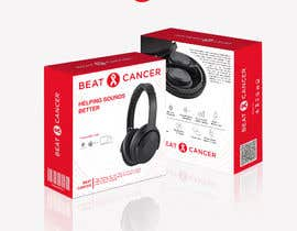 #17 для Beat Cancer - Headphones Box Design от edgard2600