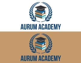 #497 for Logo for Aurum Academy by mdslauddinazad